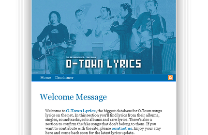ENTER O-TOWN LYRICS